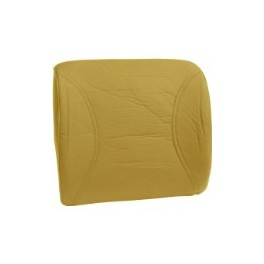 9083 Leatherette Lumbar Support Beige