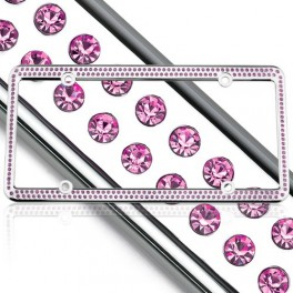 License2Bling 256-Chrome-Pink