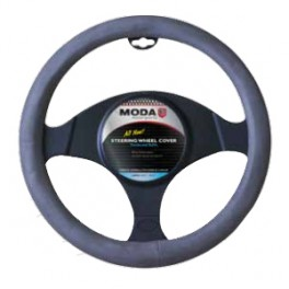 9006 Ergo Comfort Steering Wheel Cover Large Grey