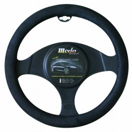9001 Ergo Comfort Steering Wheel Cover Small Black