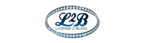 License2Bling - Swarovski Crystal Jewellery for your car