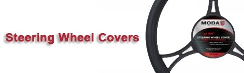 Moda Steering Wheel Covers