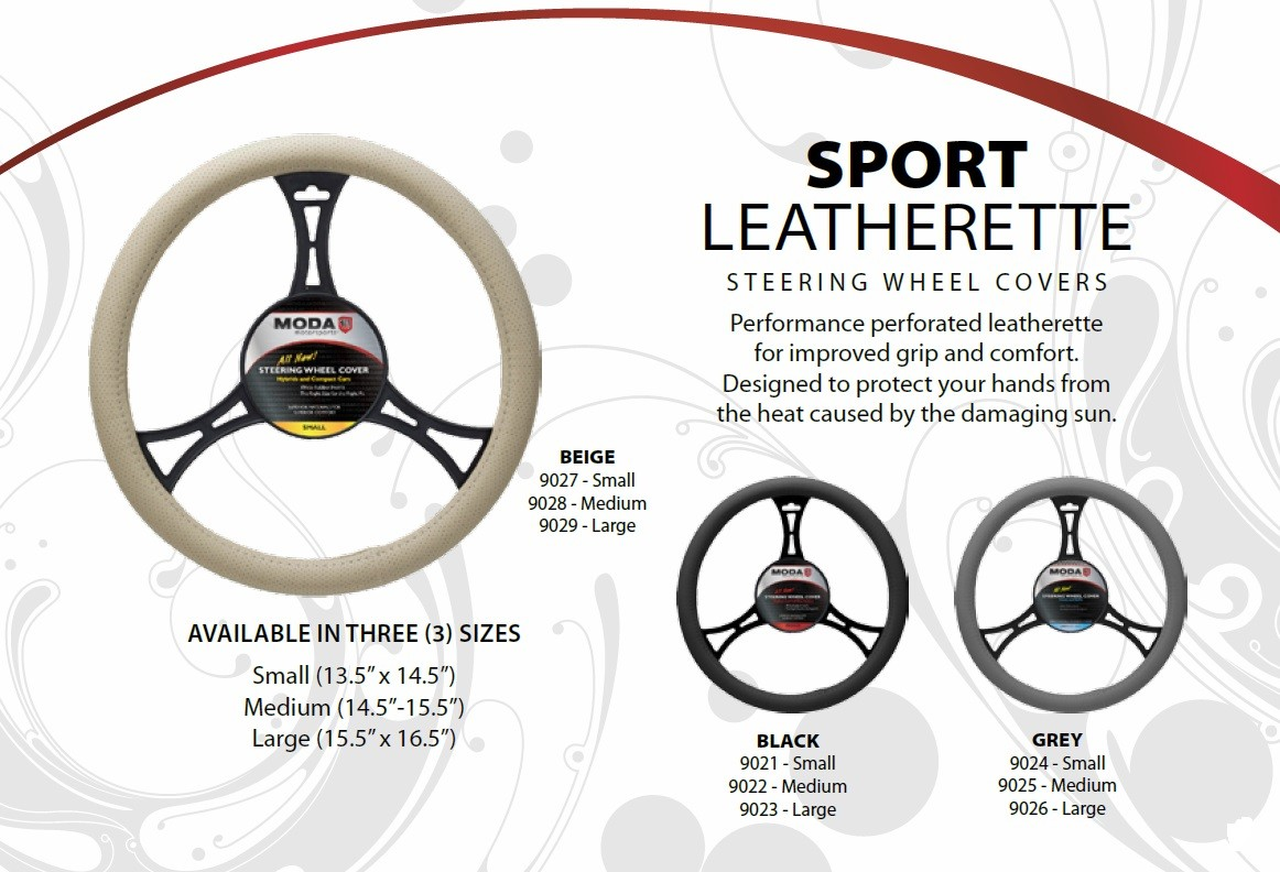 Moda Sport Leather SWC